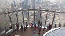 阿联酋迪拜全景城市旅游宣传片(7999)1440P