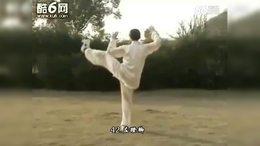 85式杨式太极拳(口令字幕背面演示)