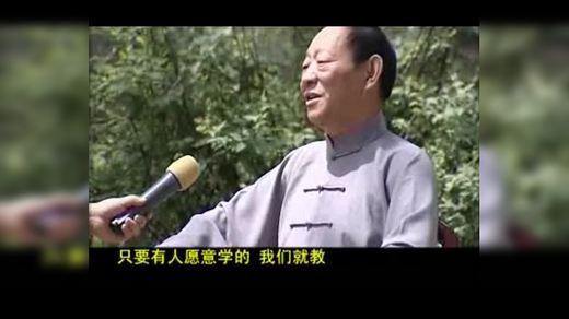 太极中国太极拳小细节动作人表演专题片0005