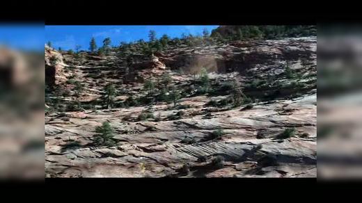 2018 赴美之锡安山国家公园