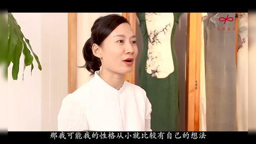 """新时代态度 乐荟盒子成晓琴服装设计师""""造悟""""解读历史传承"""