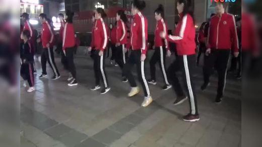 鬼步舞教学基础舞步,鬼步舞的基础步法