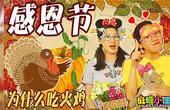 16 感恩节为什么要吃火鸡?