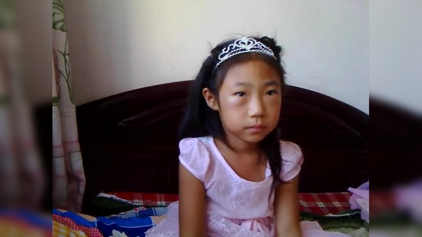 2013年暑假宝贝7岁甘南