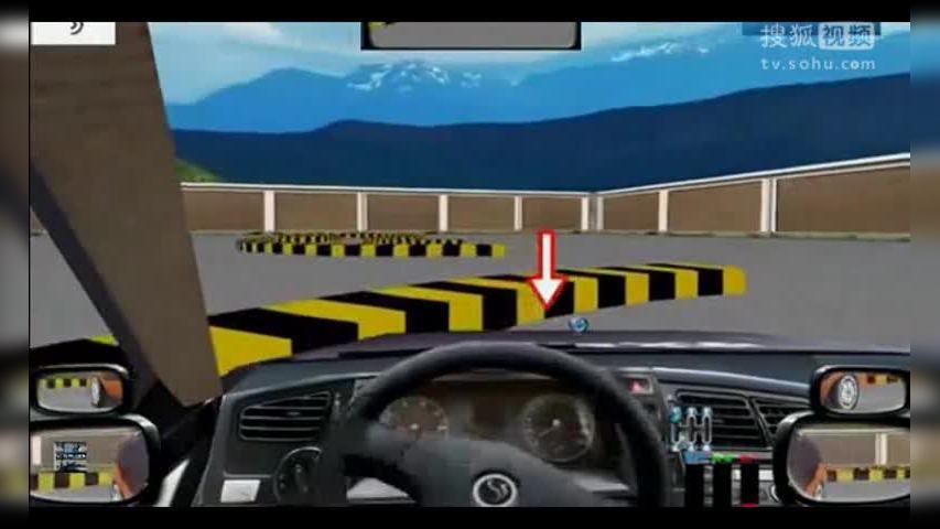 科目三考试技巧口诀_科目二考试技巧口诀 路边定点停车技巧-汽车视频-搜狐视频