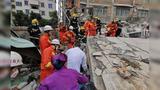 福建福州仓山区一楼房倒塌:已成功救出14人 房主被控制