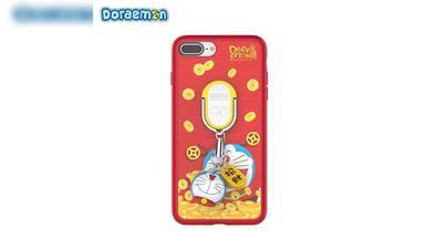 ROCK哆啦A梦新年鸡年苹果7手机壳