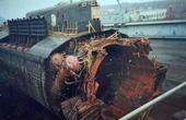 俄军核潜艇鱼雷舱发生火灾