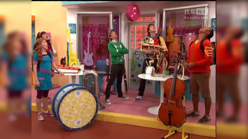 Thefreshbeatbands01e08 Band Together 原创视频 搜狐视频