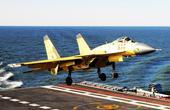 歼15航母训练引印度妒忌