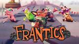 【独播】【小瓜瓜521】爆笑Frantics大混战!瓜哥瓜嫂再度PK!