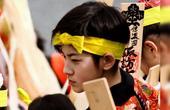 """日本""""奇祭""""之长野御柱祭"""