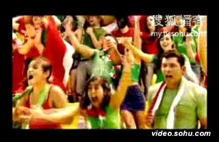 南非世界杯主题曲女_2010年南非世界杯主题曲《旗开得胜》MV-音乐视频-搜狐视频