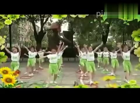 幼儿甩葱舞教学视频_幼儿园小班早操教学《甩葱歌》幼儿舞蹈 视频-舞蹈视频-搜狐视频