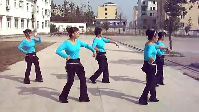 场舞伤不起_许镇东方红广场舞伤不起-运动健身视频-搜狐视频