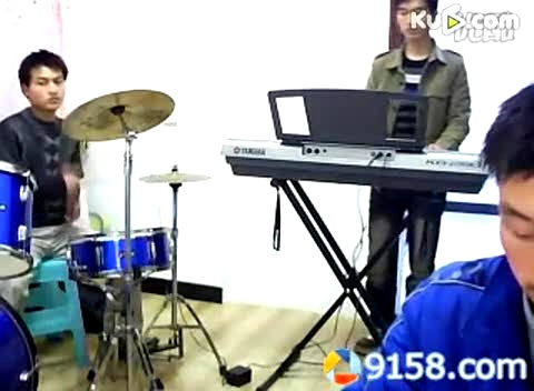 电子琴打架子鼓_架子鼓电子琴演奏真爱在呼唤-音乐视频-搜狐视频
