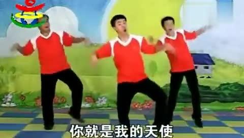 幼儿舞蹈天使的翅膀_幼儿舞蹈 林老师的舞动世界《天使》幼[高清]-原创视频-搜狐视频