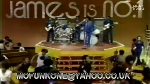 JAMES BROWN - HOT PANTS.LIVE TV 1973