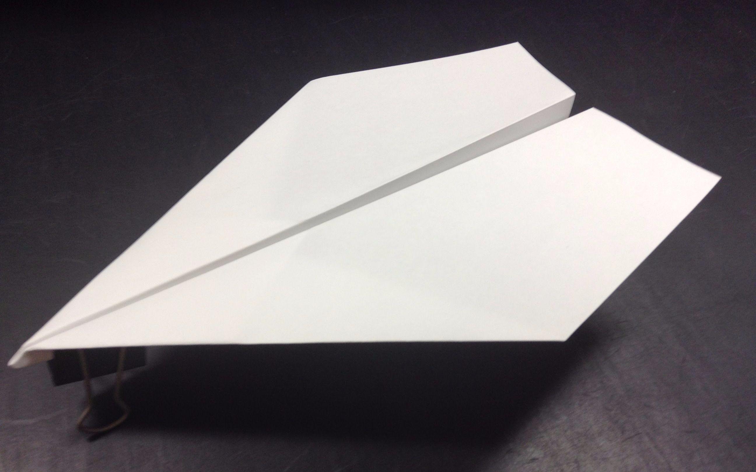 69.14米!教你摺紙打破世界紀錄的紙飛機,看一遍就能學會