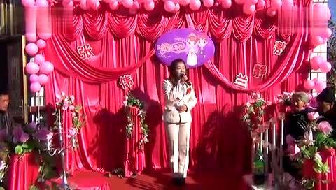 农村婚礼女主持视频_东北农村搞笑版婚礼主持-李丽红-综艺视频-搜狐视频
