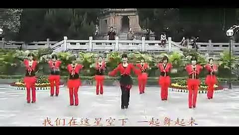 场舞最炫民族风_广场舞蹈最炫民族风广场舞教学视频.[高清]-原创视频-搜狐视频