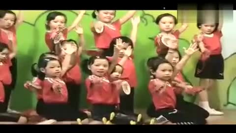幼儿园小班教学视频_幼儿园小班早操 舞蹈视频教学-原创视频-搜狐视频