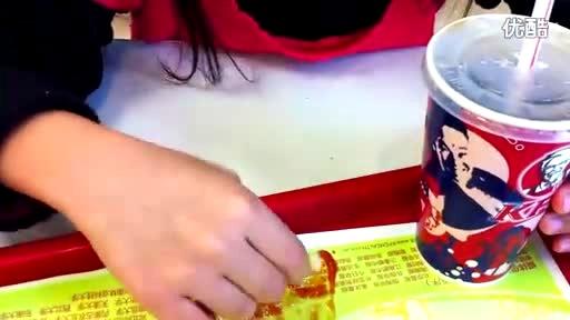 keona在上吃肯德基-母婴视频-搜狐视频