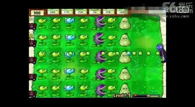 4399小游戏射击游戏_植物大战僵尸无敌版 4399小游戏-游戏视频-搜狐视频