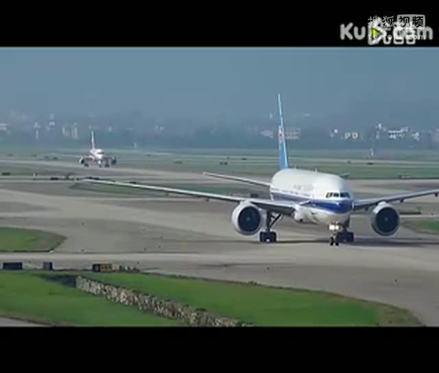 飞机起飞降落视频_白云机场飞机起飞降落视频-军事视频-搜狐视频