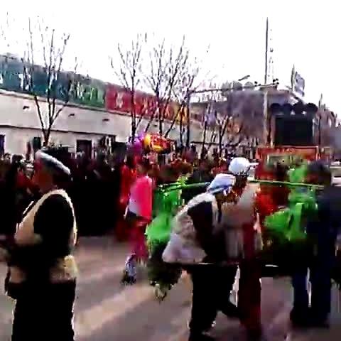临县答题秧歌对唱_临县秧歌---扭秧歌-舞蹈视频-搜狐视频