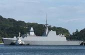 新加坡開最強戰艦訪問日本
