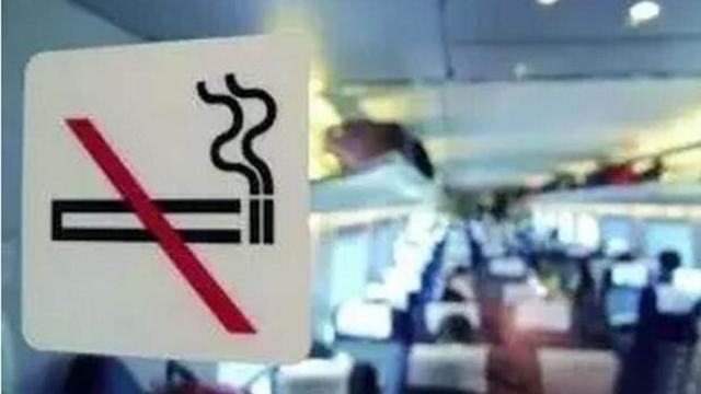 男子动车上吸烟被抓 骂哭女列车长