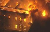 巴西國家博物館突發火災