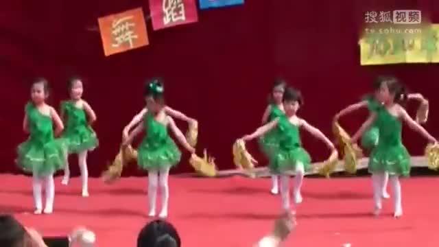 幼儿甩葱舞教学视频_甩葱歌舞蹈 幼儿舞蹈-舞蹈视频-搜狐视频