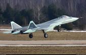 俄將完成蘇57第五代戰機