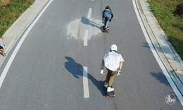 在滑板運動里遇見全新自我