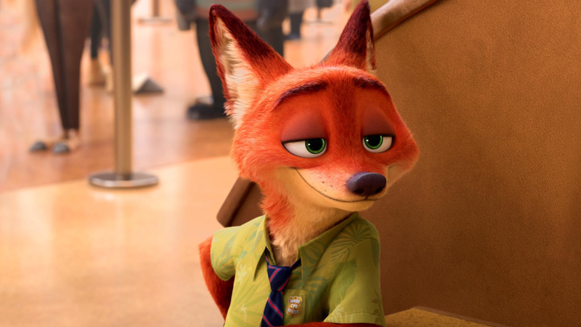哺乳动物 狐狸 动画_哺乳动物 狐狸 动画图片