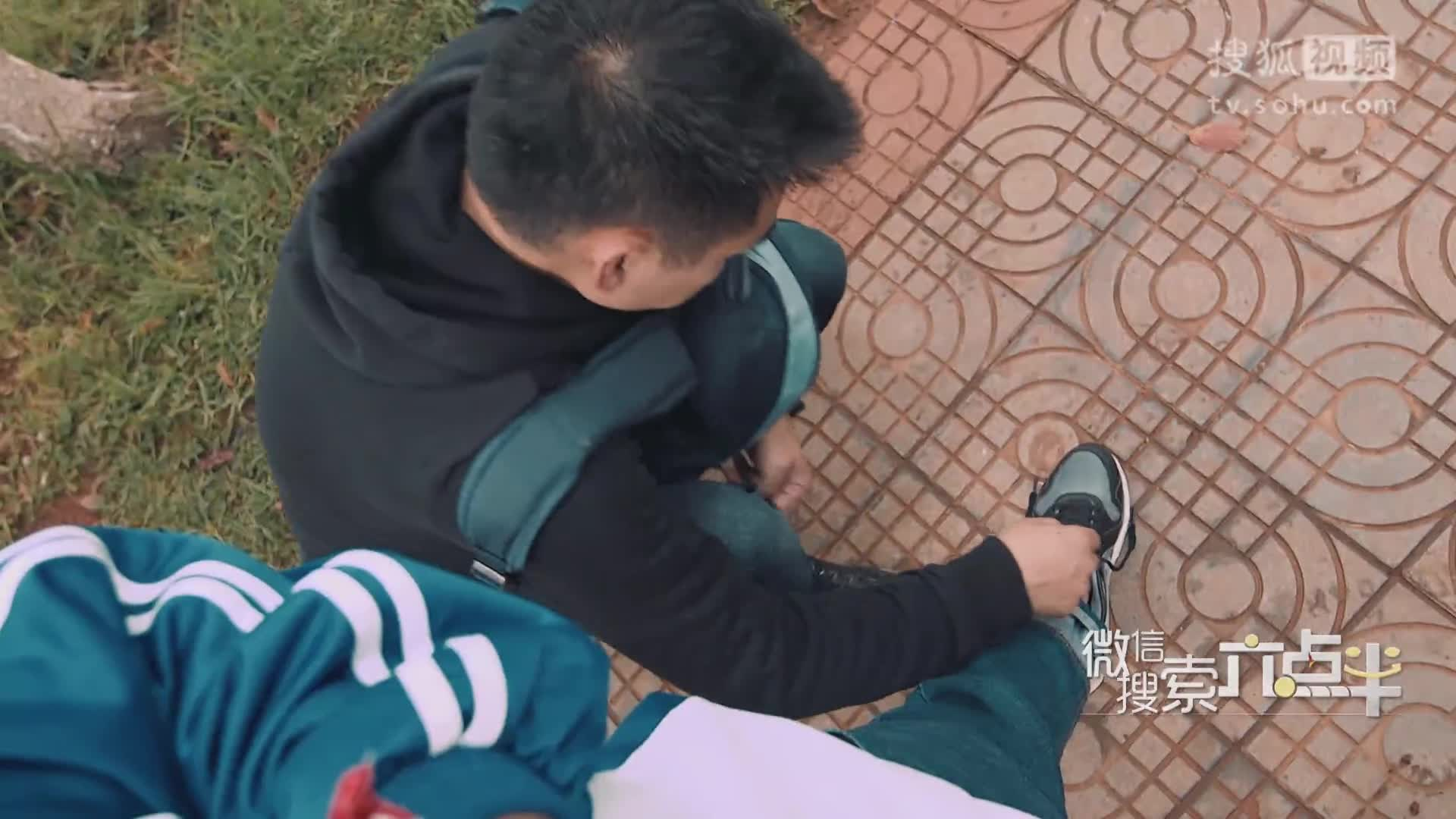 《陈翔六点半》第105集 心酸父亲为了儿子偶像被群殴